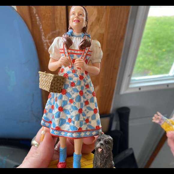 Limited Edition Dorothy From The Wizard Of Oz 2009